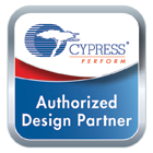 Cypress Authorized Design Partner